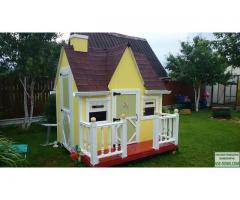 Детский домик 2х1,5м  Тюмень